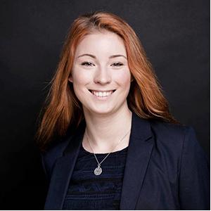 Carolin Oester-Barkey - Juristische Mitarbeiterin