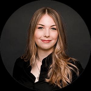 Isabel Schaumann | Auszubildende in der Kanzlei Dr. Ahlborn
